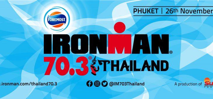 【Race Report】IRONMAN 70.3 Thailand/移動日編