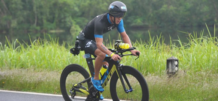 【Race Report】IRONMAN 70.3 Thailand/レース編:バイクパート