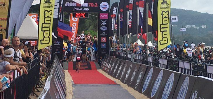 【Race Report】IRONMAN 70.3 Thailand/レース編:ランパート