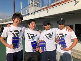 【レースレポート】夢の島ぐるぐるリレーマラソンに出場しました