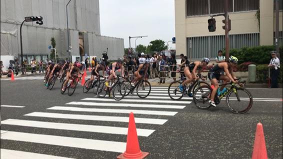 【レースレポート】横浜トライアスロン2018 : レース前日編