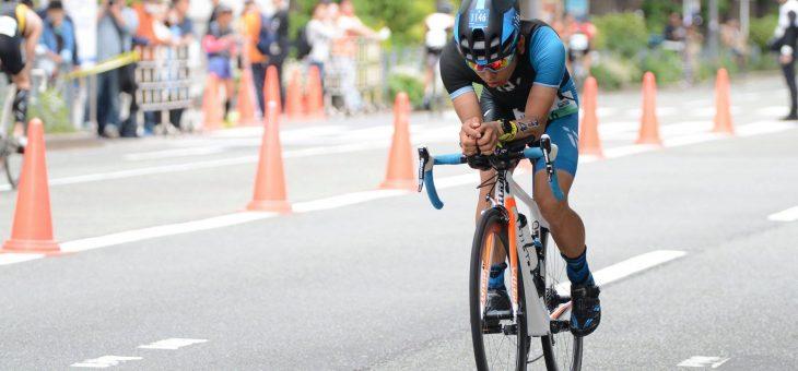 【レースレポート】横浜トライアスロン2018 : スタンダードディスタンス