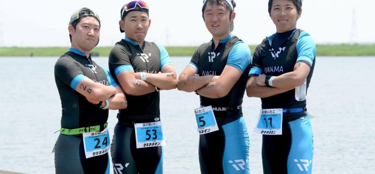 【レースレポート】第32回潮来トライアスロン