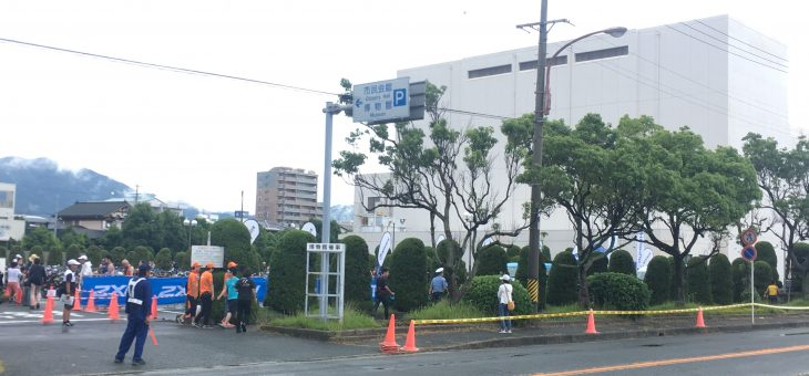 【レースレポート】第30回蒲郡オレンジトライアスロン:レース当日