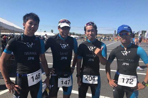 【レースレポート】銚子マリーナトライアスロン2018