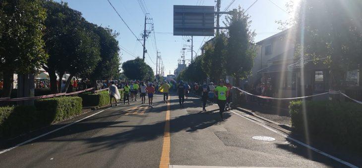 【レースレポート】第10回しまだ大井川マラソン