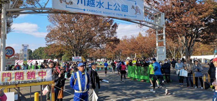【レースレポート】小江戸川越ハーフマラソン2018