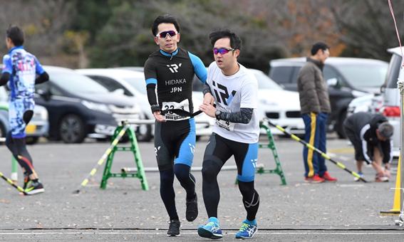 【レースレポート】トライアスロンクラブ対抗忘年駅伝大会