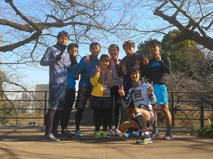 【練習レポート】Team Iron Will あけおめラン(2019年1月5日/1月6日)
