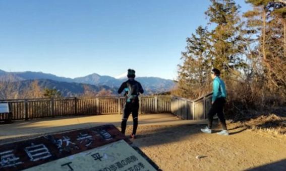 【練習レポート】IWトレイルラン部:高尾山を走ってきました