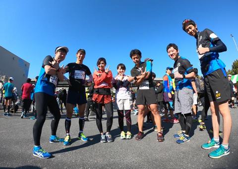 【レースレポート】第41回神奈川マラソン
