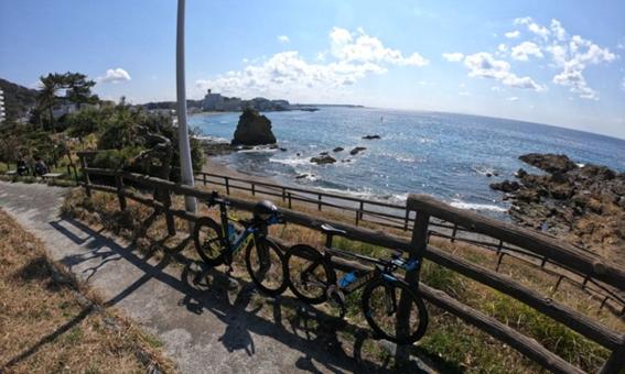 【練習レポート】チームバイク練:三浦半島マグロライド