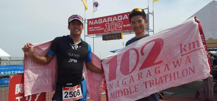 【レースレポート】第9回長良川ミドルトライスアロン102