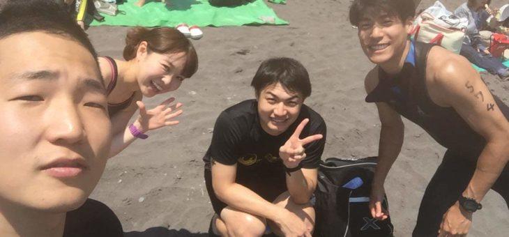 【レースレポート】第11回真鶴・岩海岸 オープンウォータースイム大会