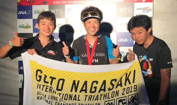 【レースレポート】五島長崎国際トライアスロン大会(バラモンキング)Aタイプ