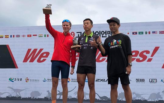 【レースレポート】IRONMAN Goseong 70.3(韓国)参戦記